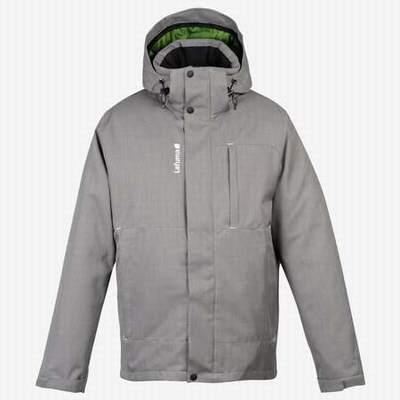 Manteau femme ski intersport