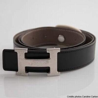 b4c59812c8 ceinture femme hermes noir