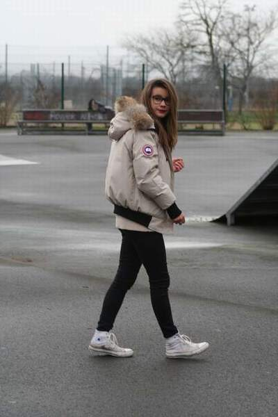 canada goose femme annecy
