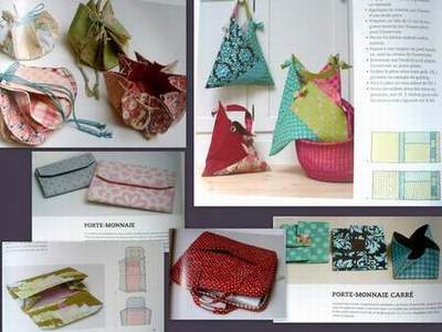 Tutoriel sac origami faire sac origami - Patron sac en papier ...