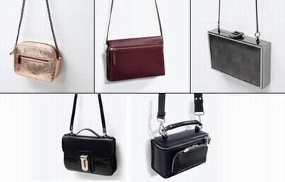 sac zara soldes sac zara en cuir noir sac main chez zara. Black Bedroom Furniture Sets. Home Design Ideas