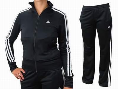 jogging adidas femme pas cher noir survetement adidas femme chez go sport. Black Bedroom Furniture Sets. Home Design Ideas