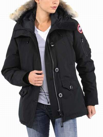 canada goose doudoune sans manche homme canada goose langford parka replica authentic. Black Bedroom Furniture Sets. Home Design Ideas